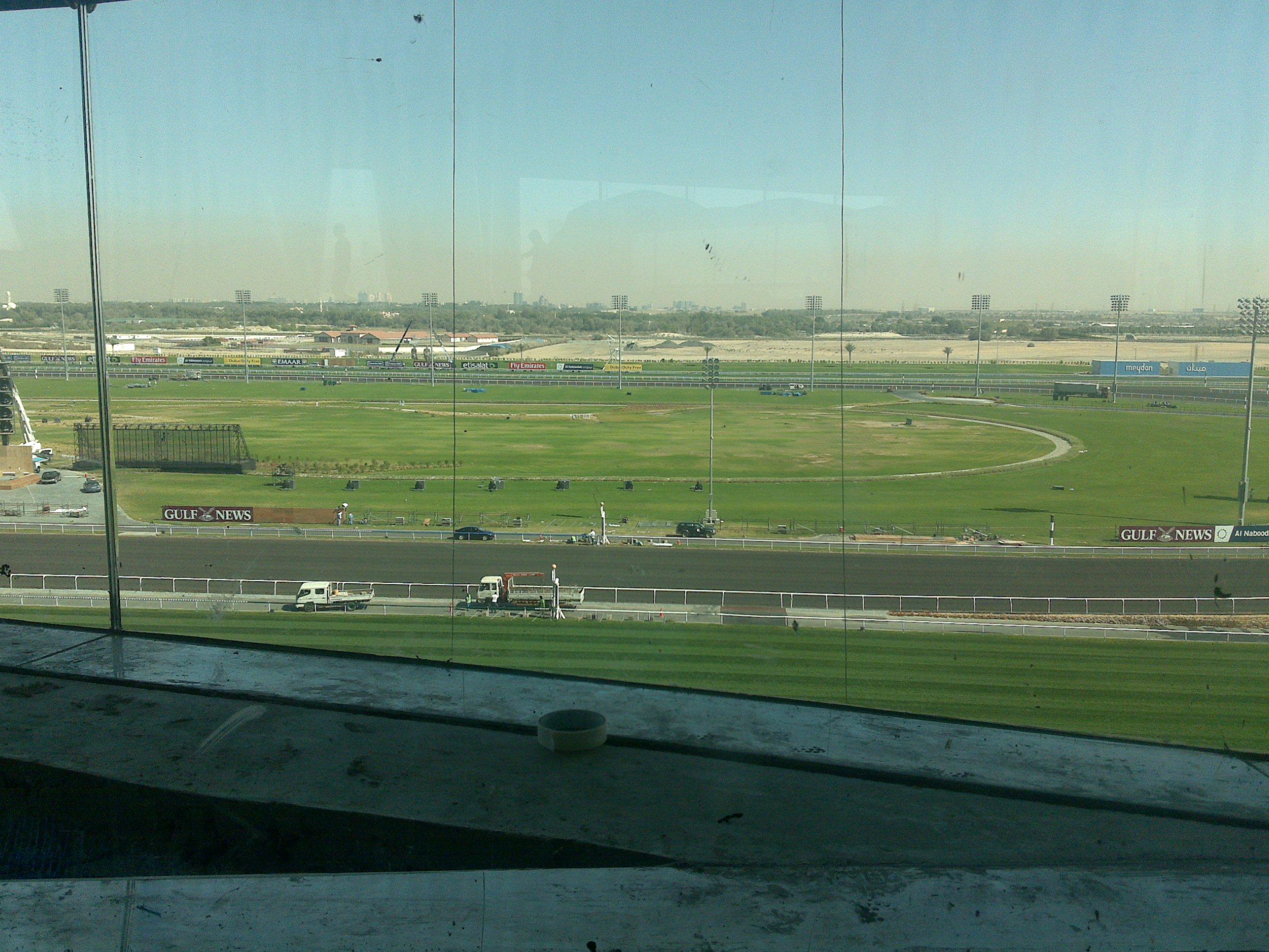 Dubai Horse Race 2011 (4)