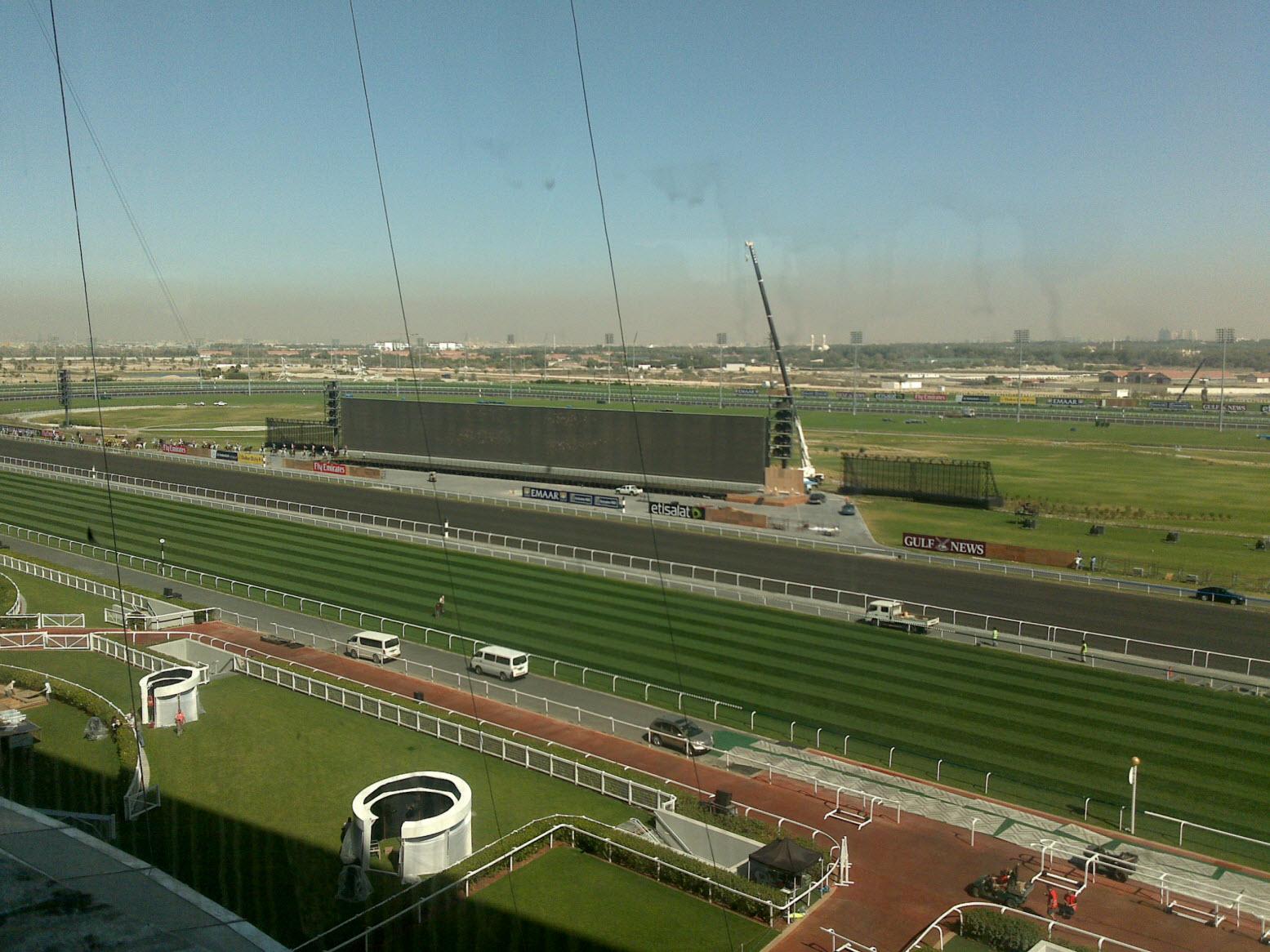 Dubai Horse Race 2011 (6)
