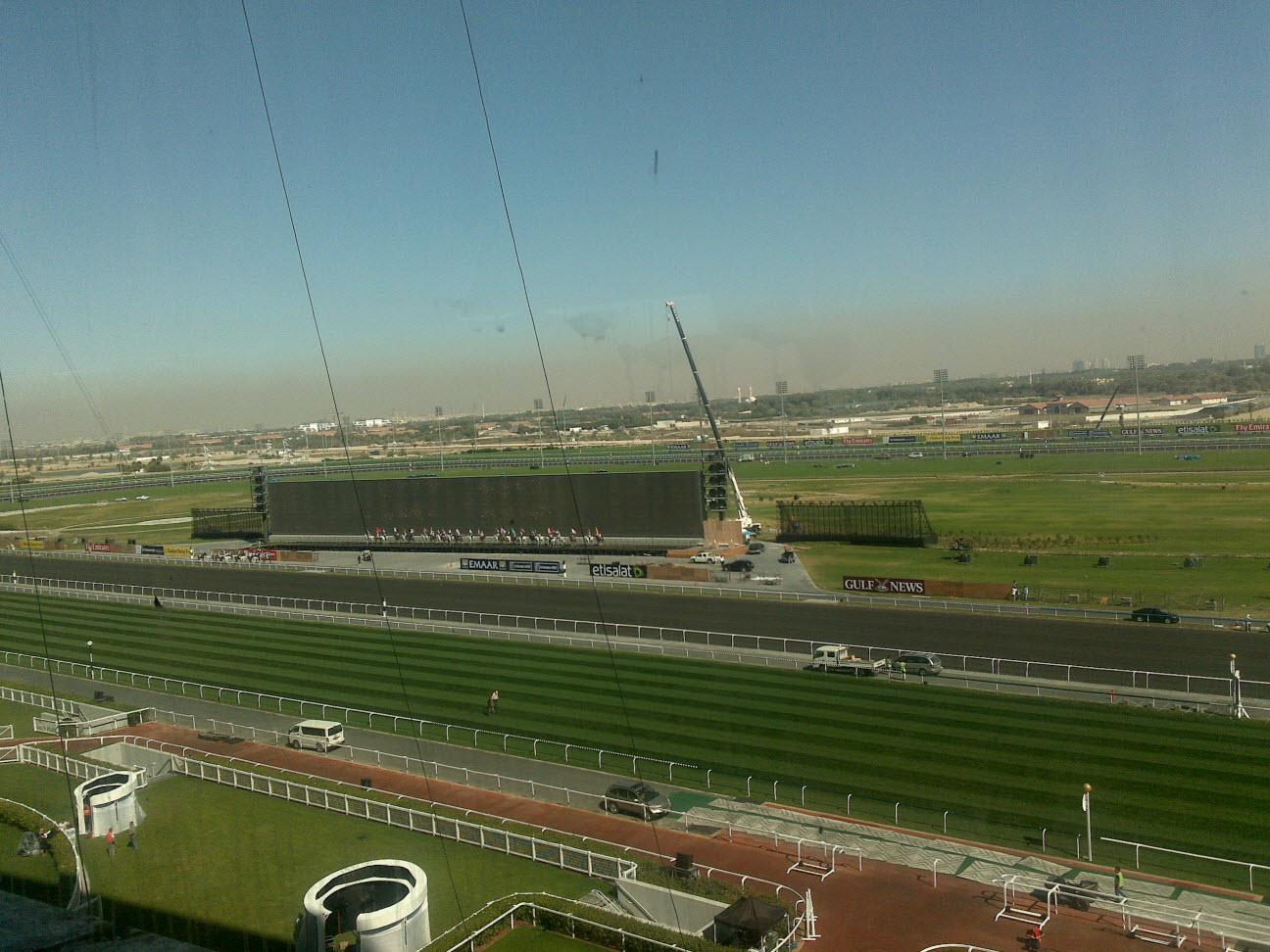 Dubai Horse Race 2011 (7)
