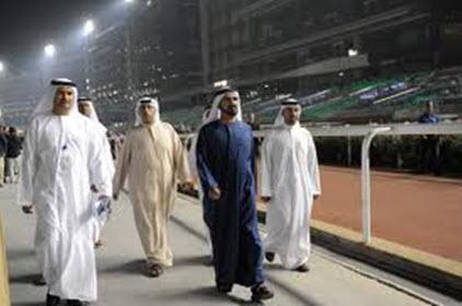 Dubai Horse Race 2013