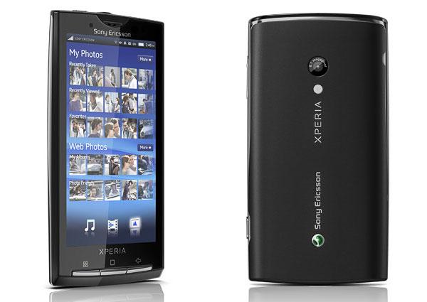 Sony Ericsson X10 Review