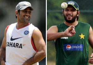 The two countries had broken off cricket ties for 15 years before India's historic tour of Pakistan in 2004 © Reuters