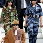 Female Amazonian Guards of Muammar al Gaddafi3