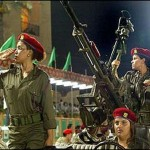 Female Amazonian Guards of Muammar al Gaddafi_12