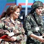 Female Amazonian Guards of Muammar al Gaddafi_15