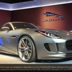 International Car Show IAA Frankurt 12 Sep 2011 Jaguar C-X16