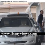 Ashutosh Gowariker at sevens hills hospital