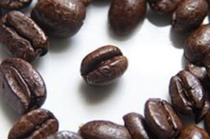 Coffee beans food brain health