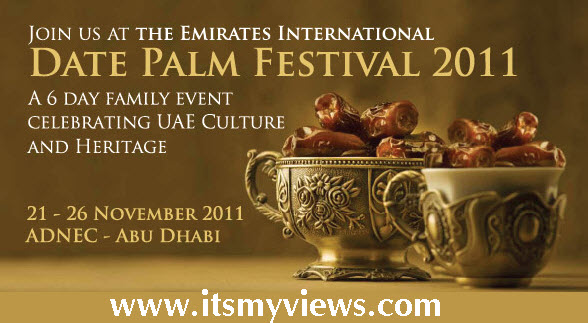Emirates International Date Palm Festival