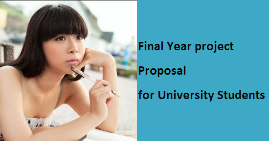 Final-year-project-proposal-college-students