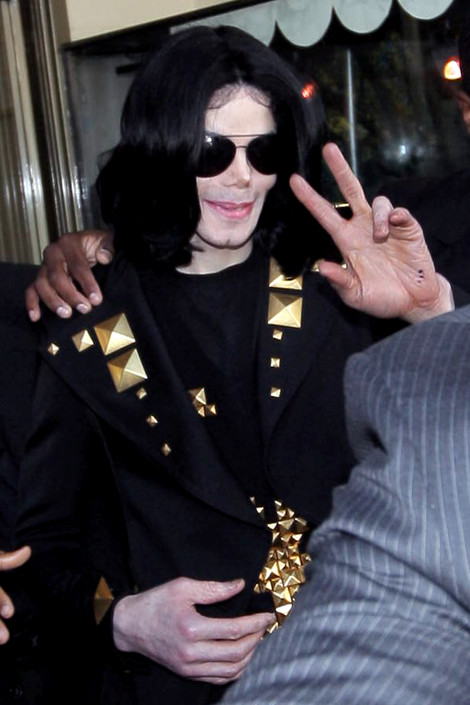 Michael Jackson doctor 4 year punishment