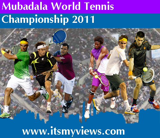 Mubadala World Tennis Championship 2011