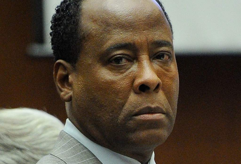Michael Jackson doctor conrad murray