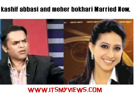 kashif abbasi and meher bokhari wedding picture