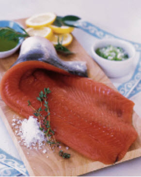 salmon fish best food for brain