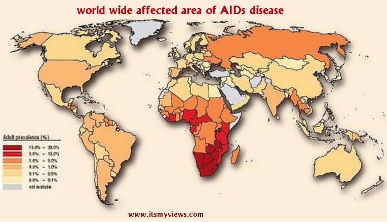 Aids disease causes, Symptoms , prevention and treatment.