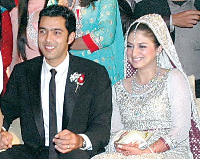 Aisam Ul Haq Walima Pictures