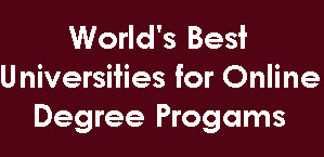 Best University for Online Degree Progam