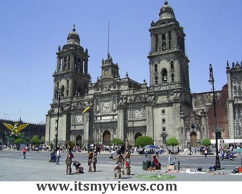 Mexico Most Beautiful HoneyMoon Romantic Destinations and places_2