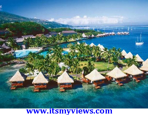 Tahiti Most Beautiful HoneyMoon Romantic Destinations