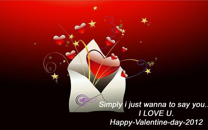 Best Greeting card Happy-Valentine-day-2012. Happy Valentine day 2012 Greeting cards.