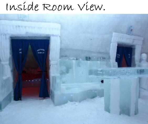 Icehotel Romania
