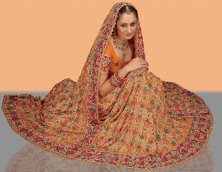 bridal-dress-langa-style-2012