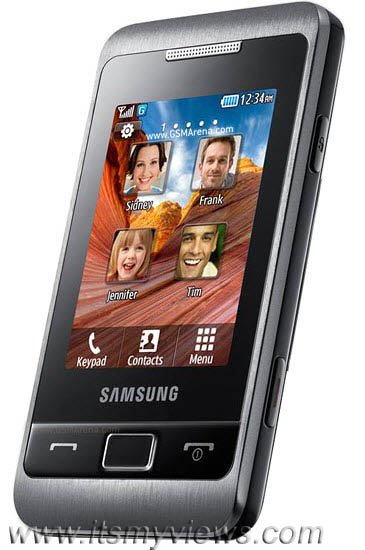 Samsung-C3330 Champ 2 Review and Technical specifications