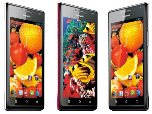 World-slimmest-Mobile-Ascend-P1-S-Android-Based launch by Huawei