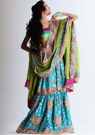 best indian fashion designer 2012