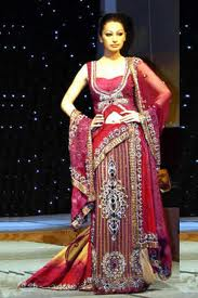 latest indian fashion show mumbai 2012