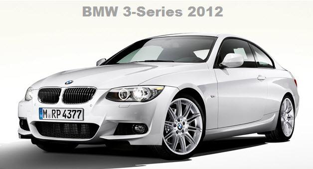 latest model BMW-3-Series 2012