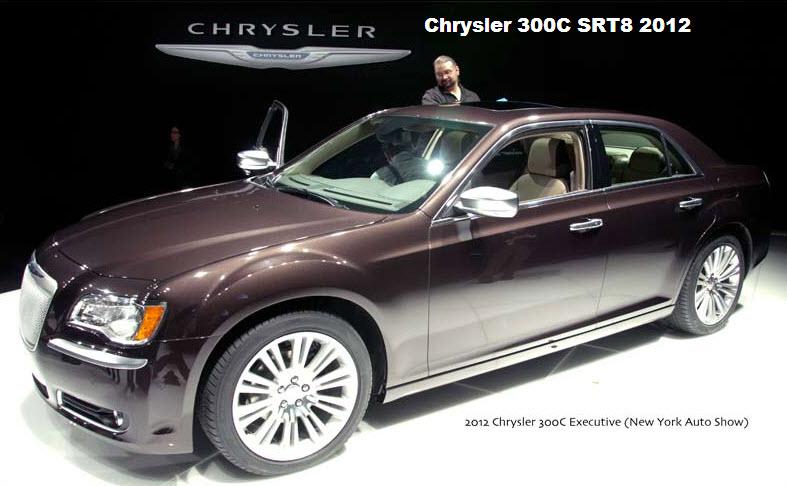 Chrysler-300C-SRT8 2012