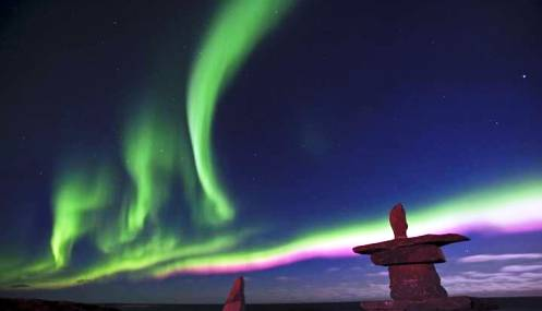 Churchill-Manitoba romantic place