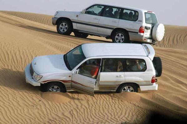 Desert_Safari_Dubai_Best tourist destination of dubai