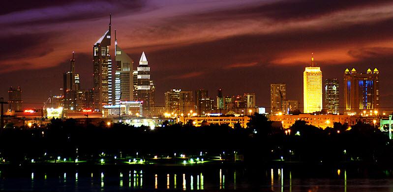 Dubai_night_view