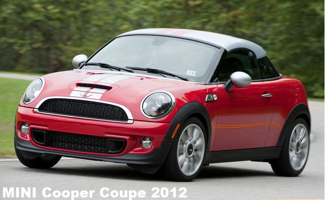 MINI-Cooper Coupe- 2012