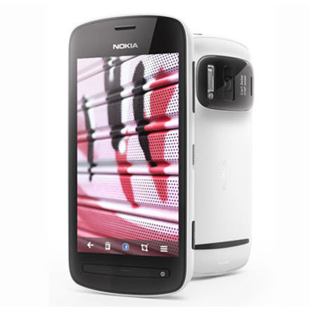 New model Nokia-808-PureView