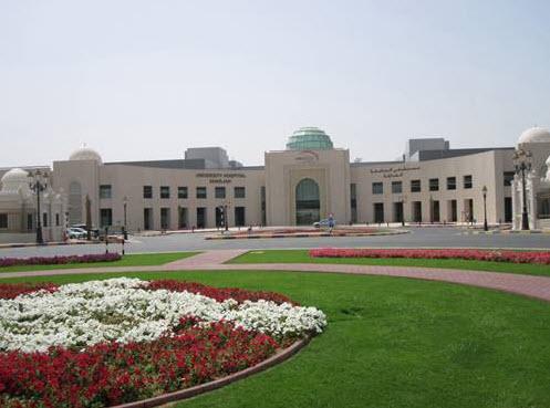 University Hospital Sharjah