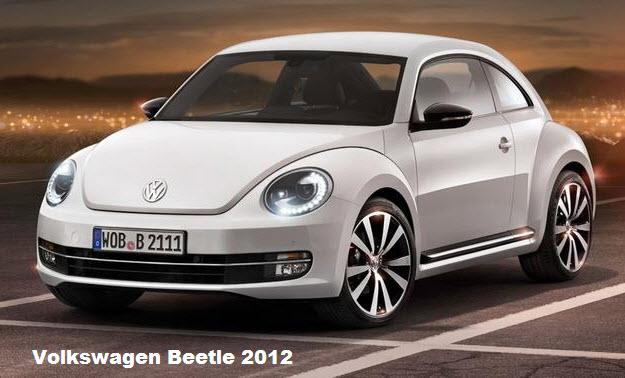 Volkswagen Beetle-2012