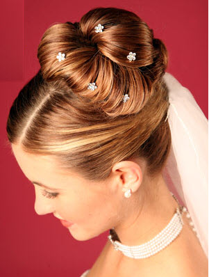 Magnificent Latest Indian Bridal Hairstyles 2012 Hairstyle Pictures Short Hairstyles Gunalazisus