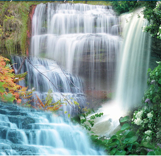 Pin By Anna Vp On Waterfalls Mother Natures Moods