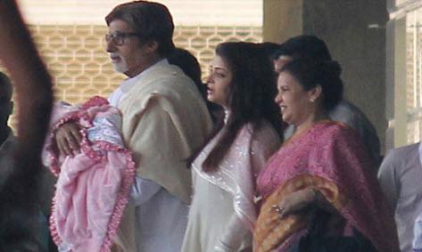 Aaradhya Bachchan'
