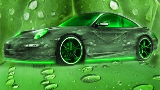 Creative-Cars-Photoshop-Works