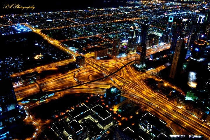 Dubai-Night-view-2012
