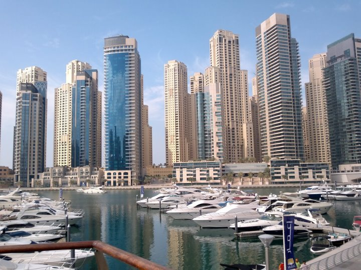Dubai-marina-beautiful-view