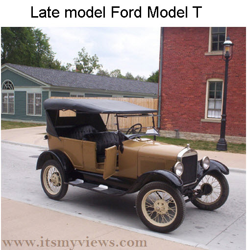 Ford-first-car