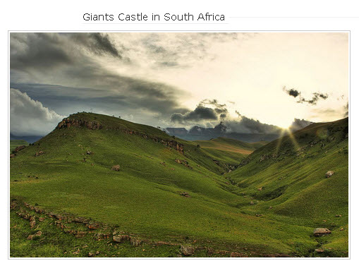 Giants-Castle-South Africa