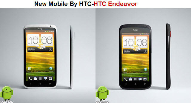 HTC-Endeavor-latest-mobile model