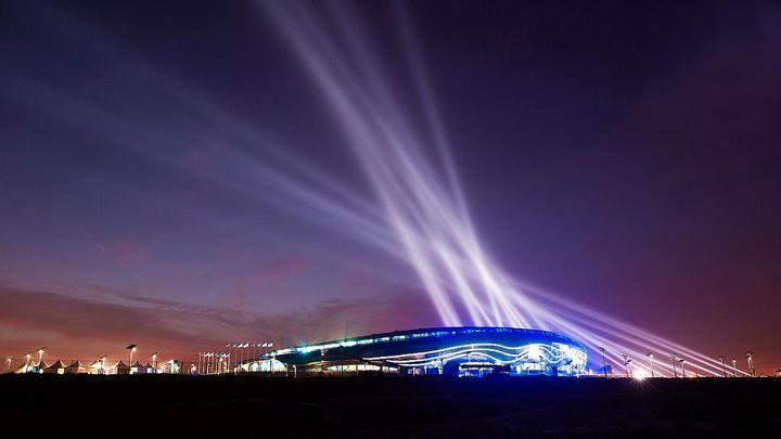 Hamdan Bin Mohammad Bin Rashid Sports Complex dubai
